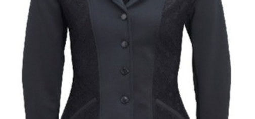 Gloria Black Competition Jacket Lace
