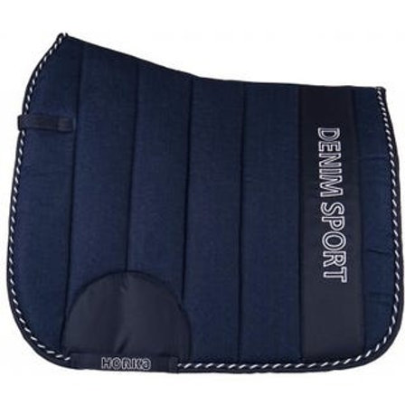 Saddle pad Denim Sport