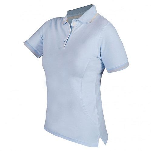 Verona Polo Misty Blue