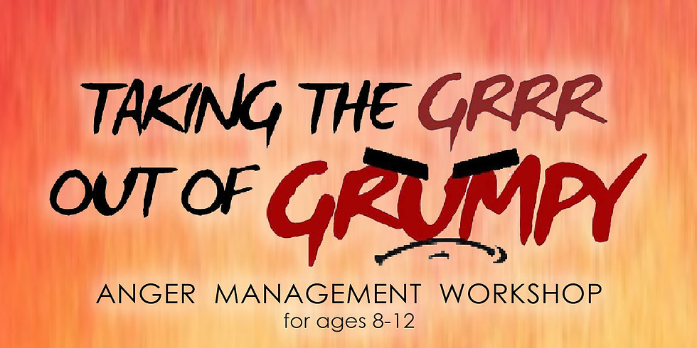 Taking the Grrr out of Grumpy!