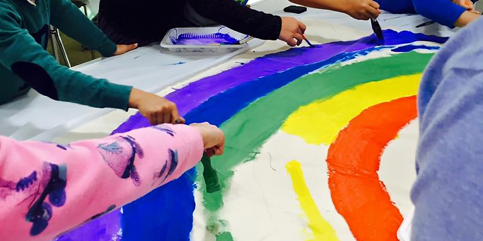 Art Therapy   Ages 5-8