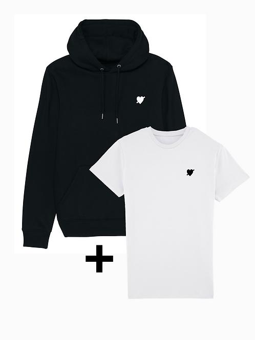 Bundle | Hoodie & Shirt