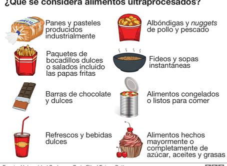 Cuáles son los alimentos ultraprocesados y cómo están relacionados con el cáncer