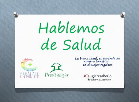 HABLEMOS DE SALUD, EL TOLIMA, HEPATITIS Y SU DIAGNOSTICO.