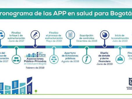 Bogotá tendrá la primera APP de salud en Colombia