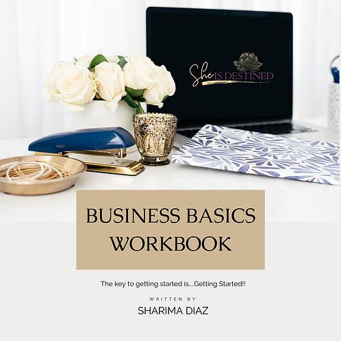 Business Basics Workbook