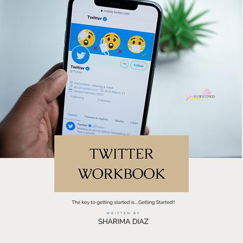 Twitter Workbook