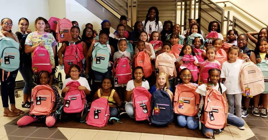 Bookbag & School Supplies Giveaway