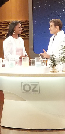 Jackie & Dr. Oz on The Dr. Oz Show