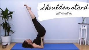 Benefits of Sarvangasana – Shoulder Stand