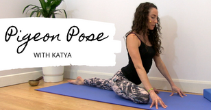 Pigeon Pose For Beginners