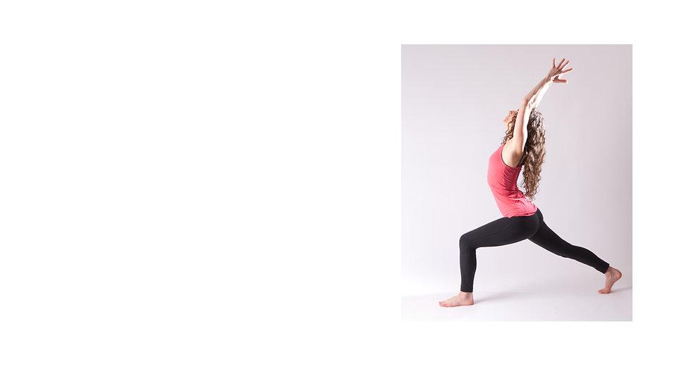 Katya Yoga Instructor - Level Two Pose H