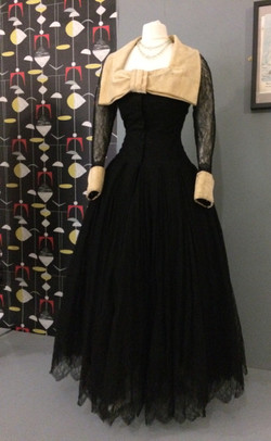 Tulle New Look dress