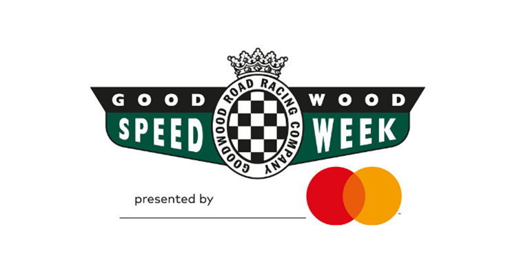 Goodwood SpeedWeek  Screened event on ITV1 & ITV4  16 -18 October 2020