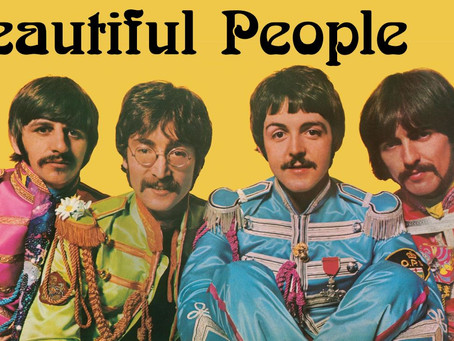Beautiful People......What's in a Name?