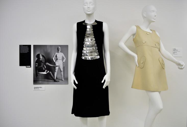 Women, Fashion, Power. The Design Museum.  Oct 2014 - April 2015