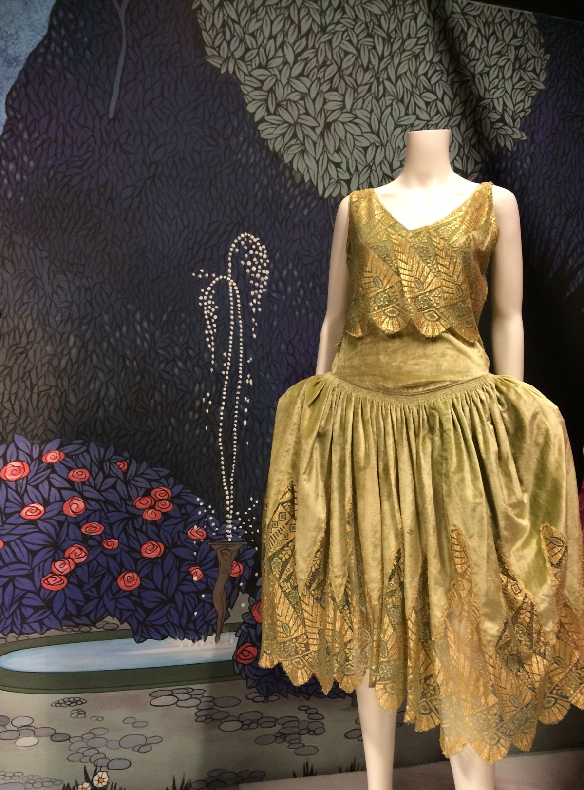 Robe de Style 1920s
