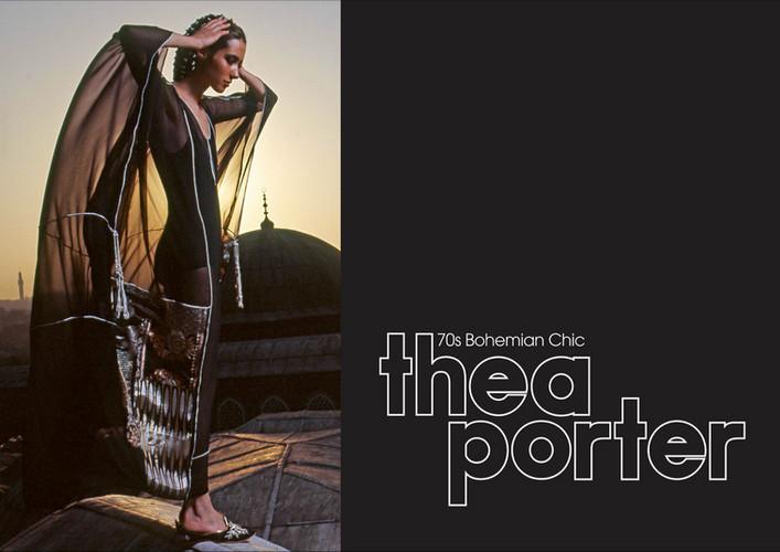 Fashion & Textile Museum. Thea Porter