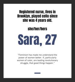 Sara, 27