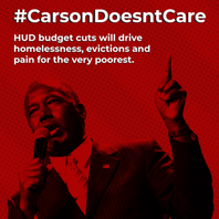 #CarsonDoesntCare