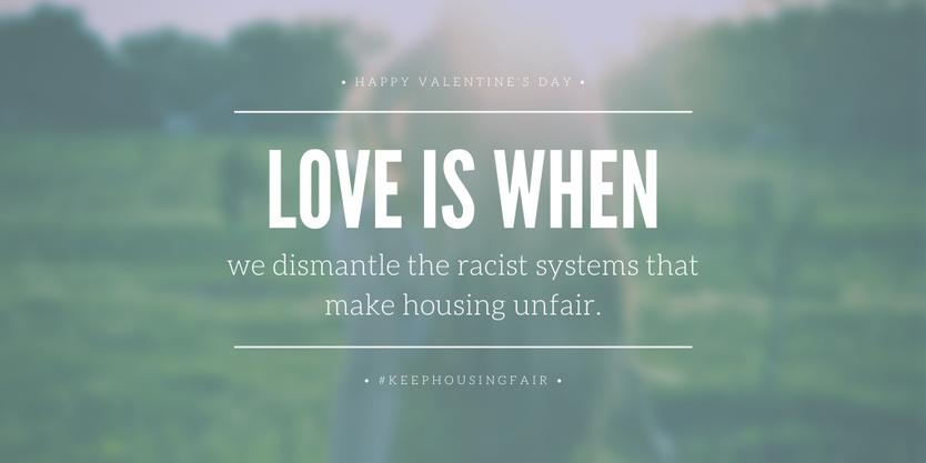 Fair Housing Valentine
