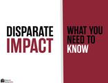 Disparate Impact Blog Cover