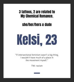 Kelsi, 23