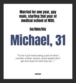 Micheal, 31