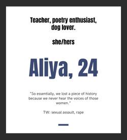 Aliya, 24