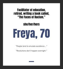 Freya, 70