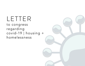 Letter to Congress | Covid-19