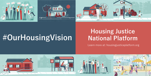 Housing Justice National Platform Social Image