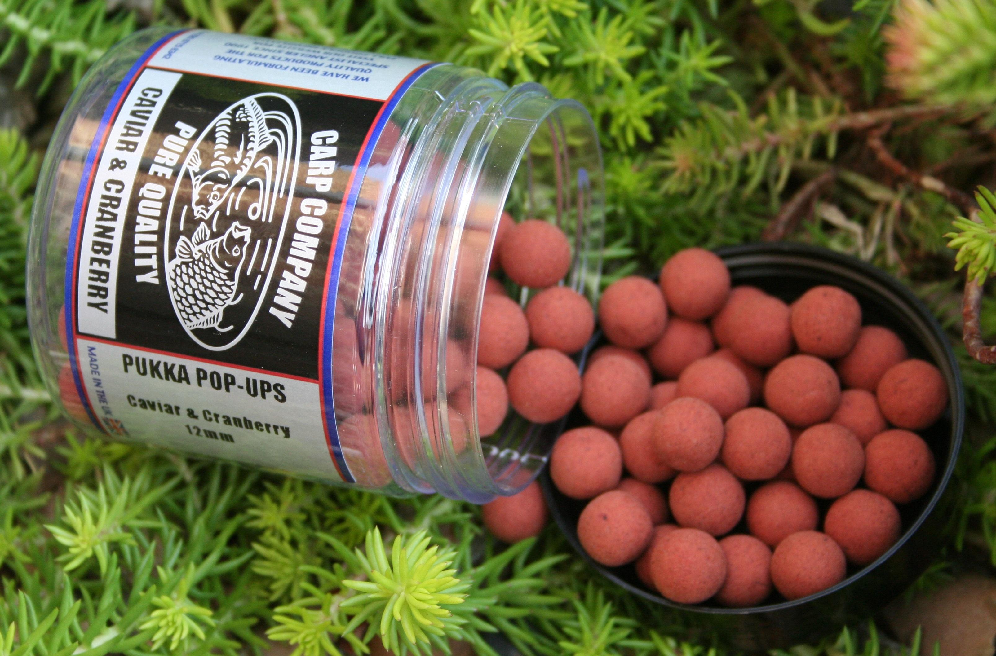 Caviar & Cranberry