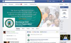 Montserrat Civil Service Assoc. FB