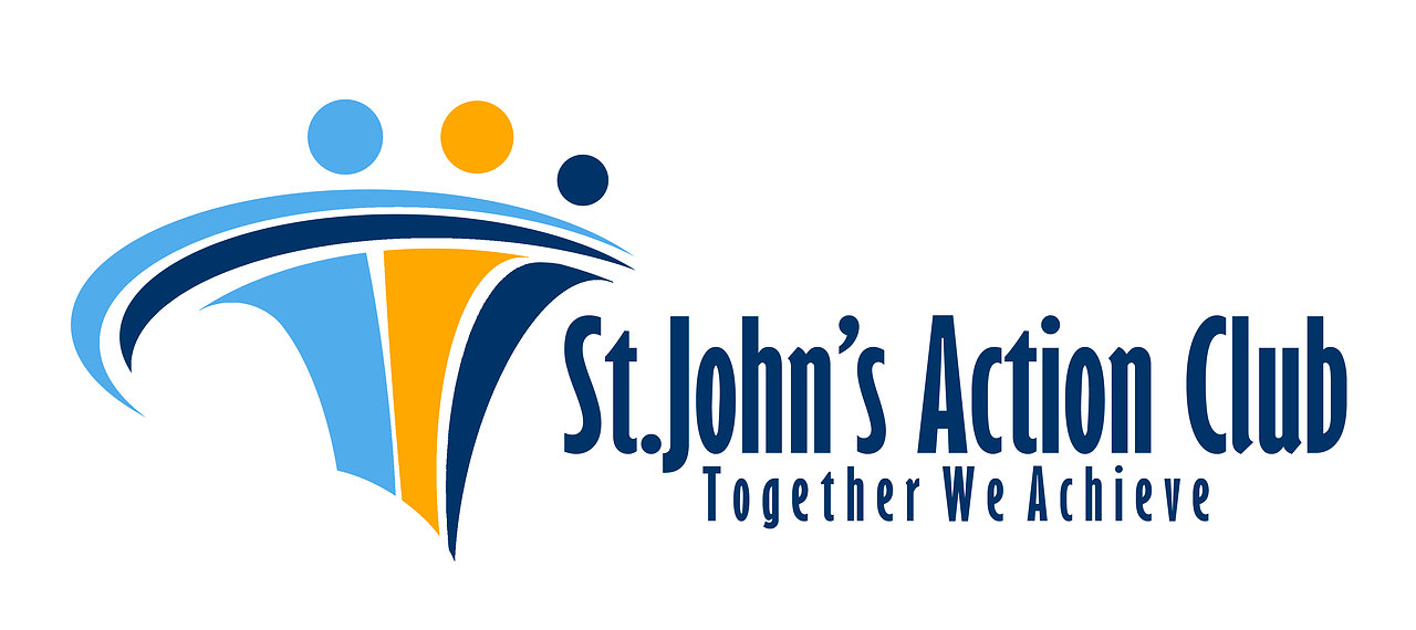 St.John's Action Club Logo