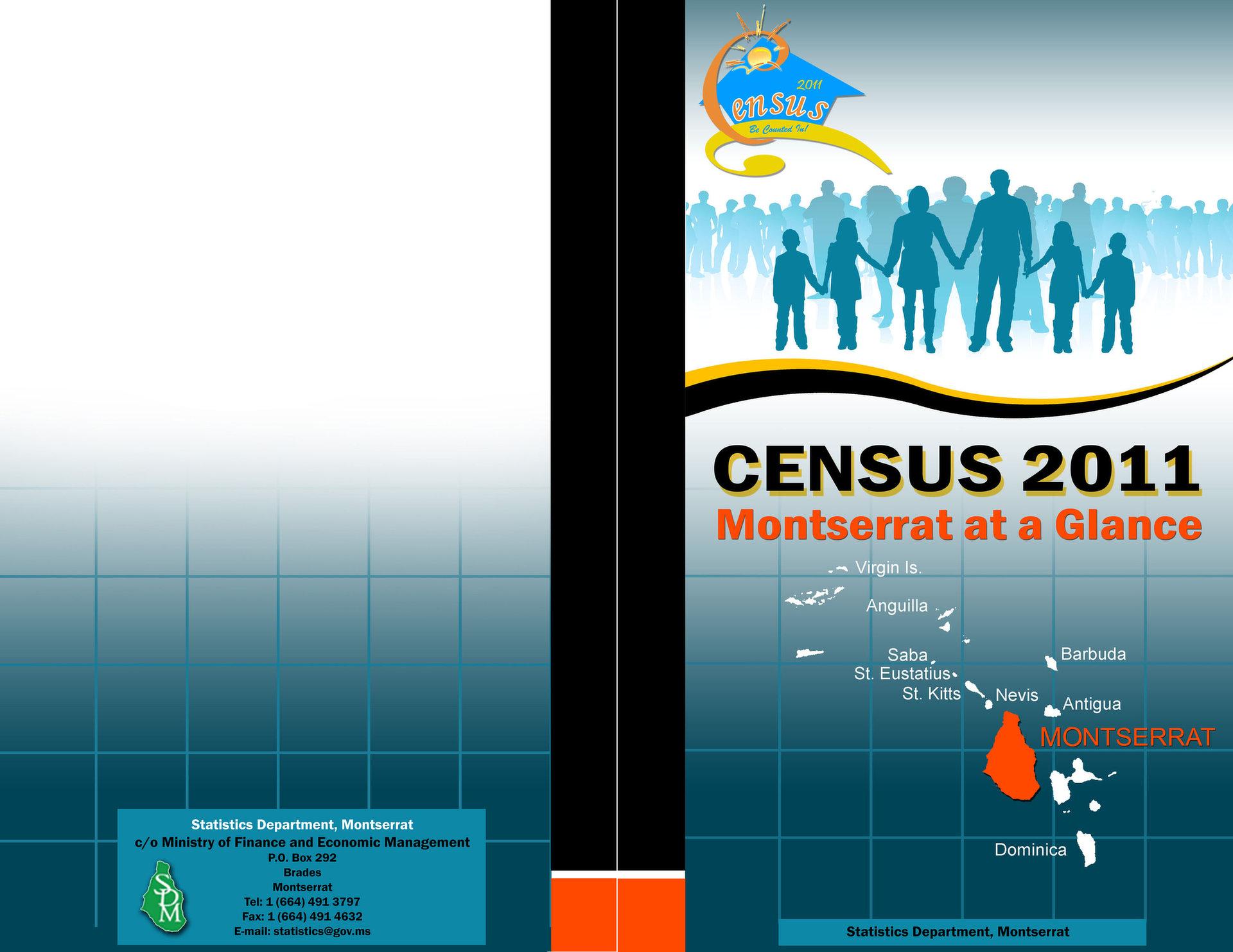Montserrat Census Results Booklet