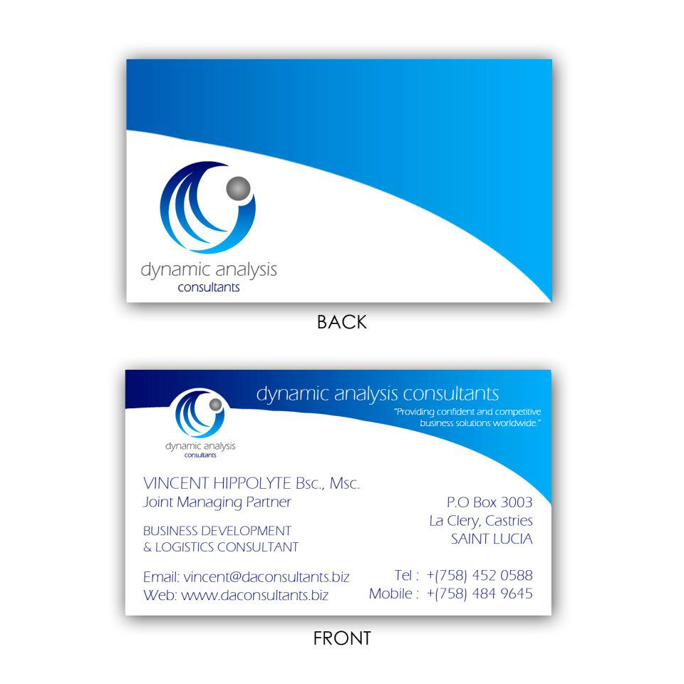 DAC Business Card
