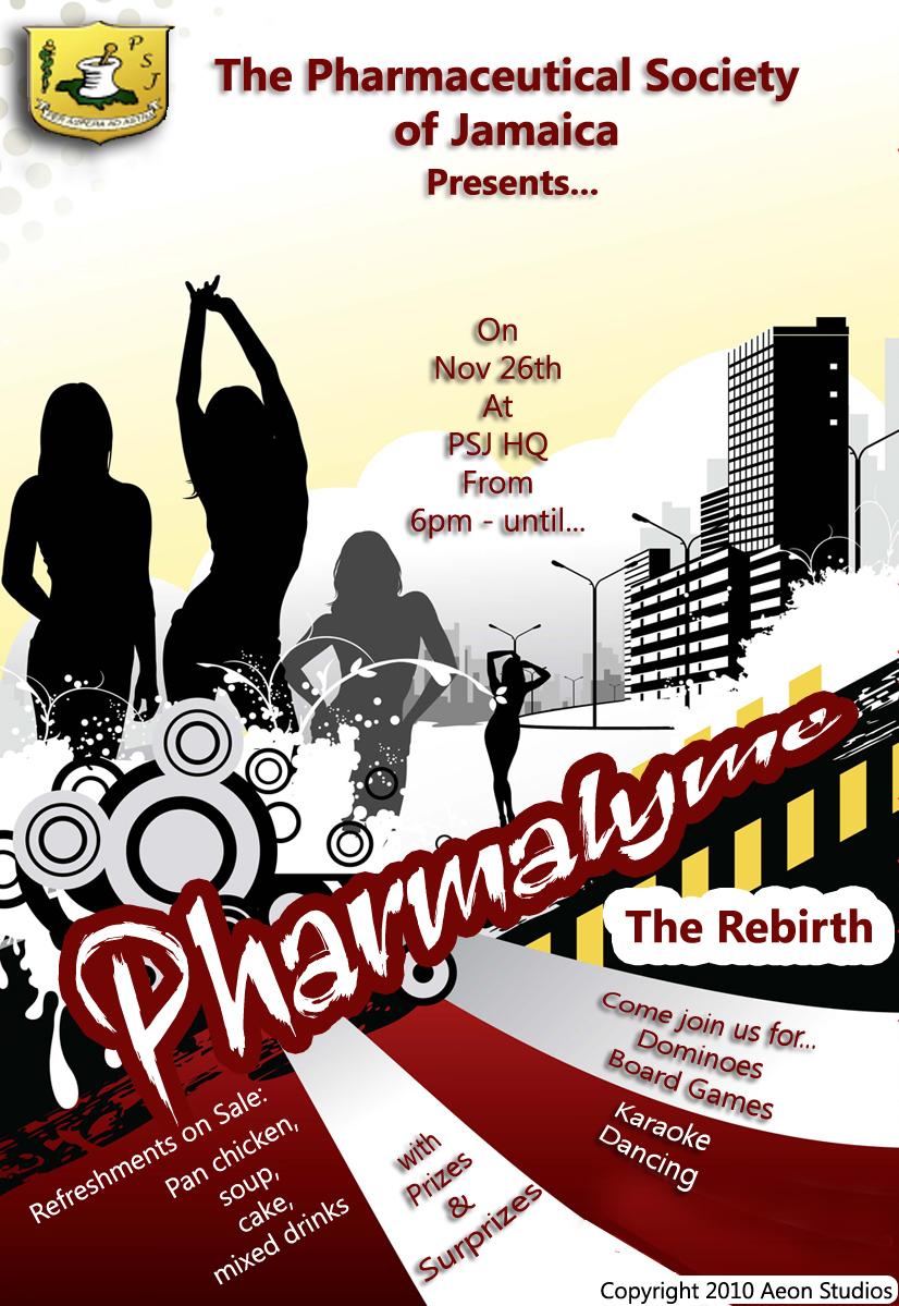 Pharmalyme Flyer