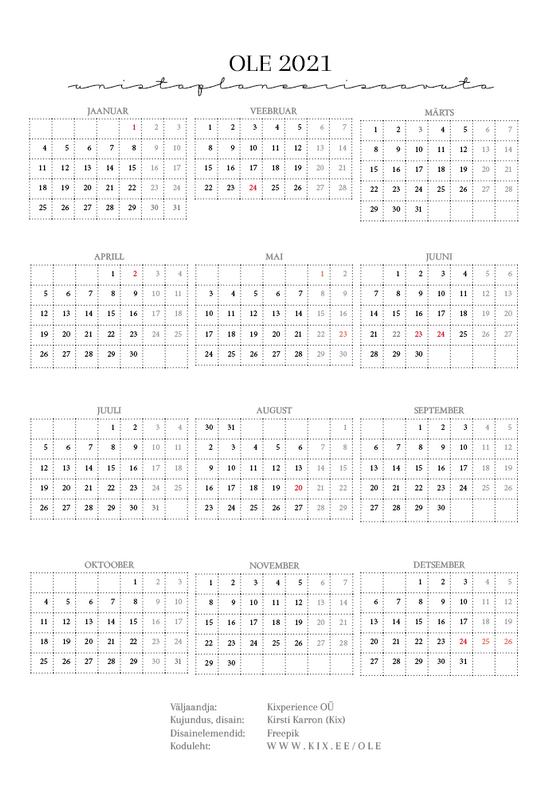 kalendermärkmik