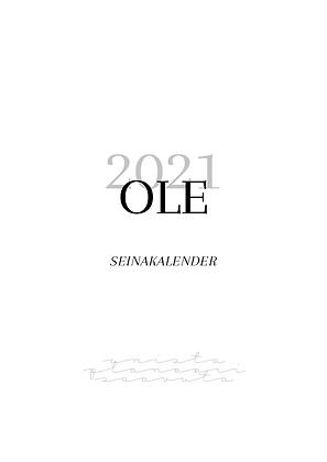 Seinakalender OLE 2021