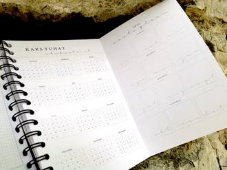 Kalendrid- aasta, kvartali, kuu, nädala, päeva.