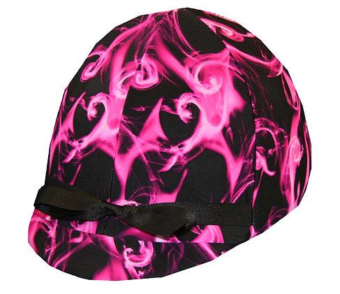 Hot Pink Swirls