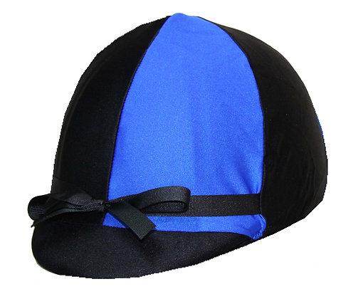 Royal Blue and Black