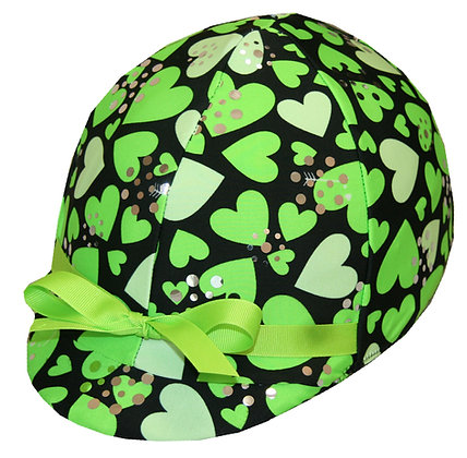 Lime Hearts