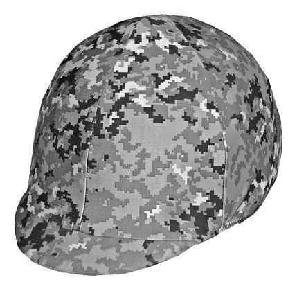 Digital Grey Camouflage