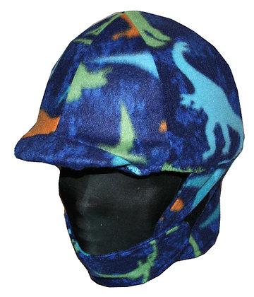 Blue Dinosaur Fleece