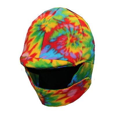 Tie Dye Burst Fleece