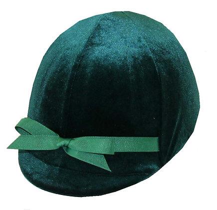 Hunter Green Velvet