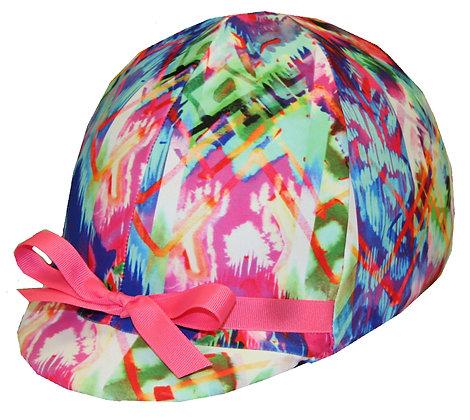 Kaleidoscope Helmet Cover