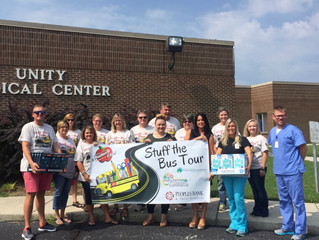 Stuff the Bus and Coffee County Student Expo!!